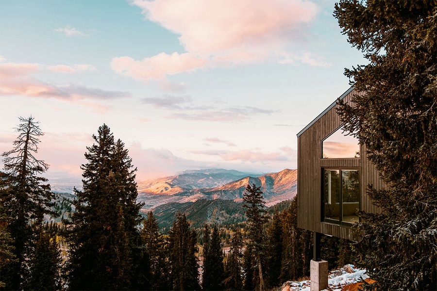 Powder Mountain Nest Home