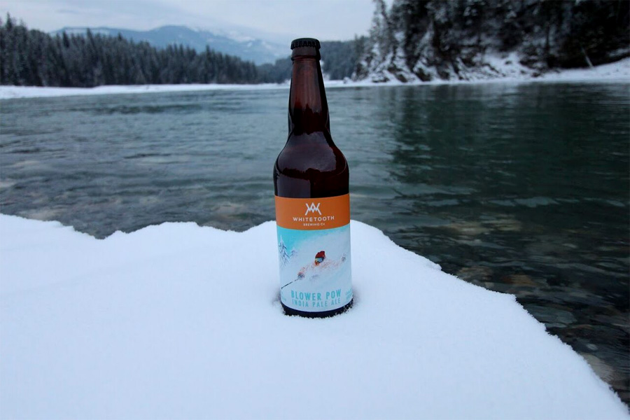 Craft beer in the mountains