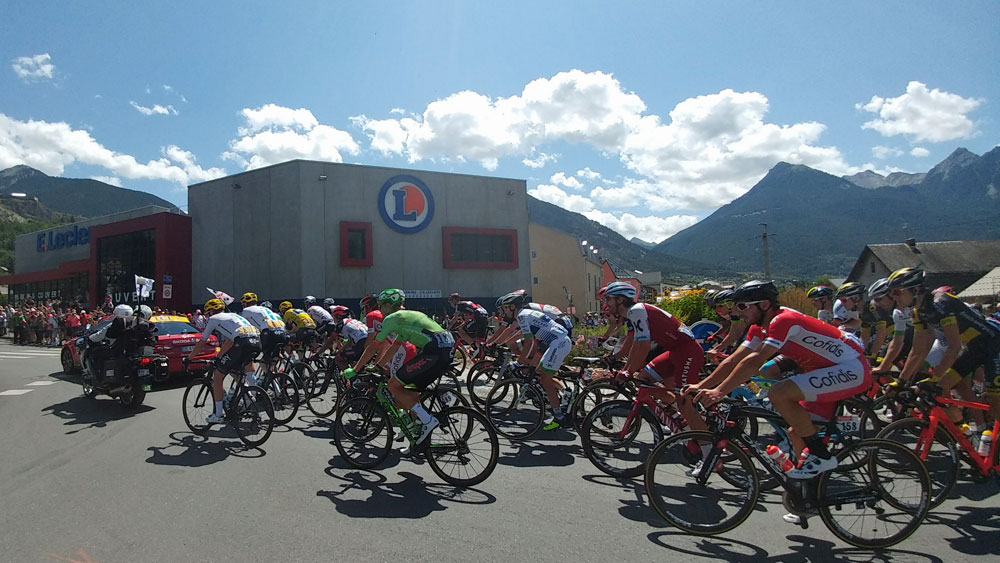 ITV 4tour de france Serre Chevalier
