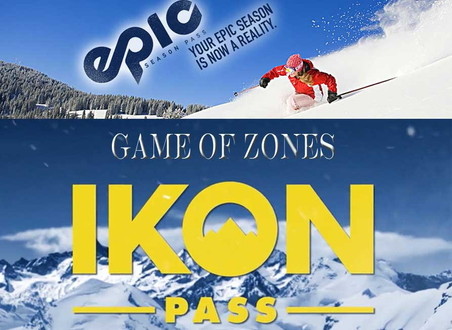 Epic Icon ski passes