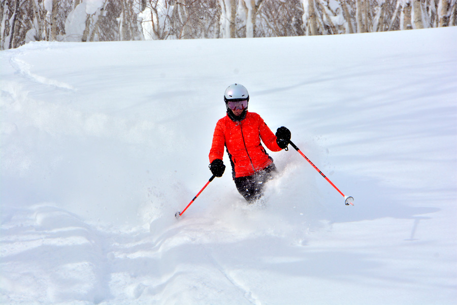 Learning How To Ski Powder In 6 Days Thisgirlcan