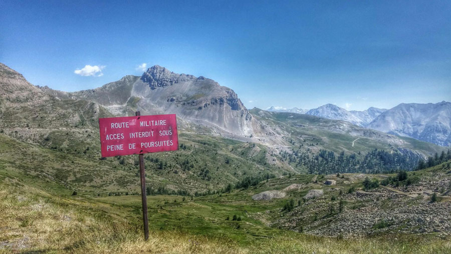Granon and descent to Nevache