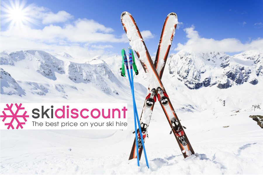 You're hired! Up To 60% Savings on Ski Equipment