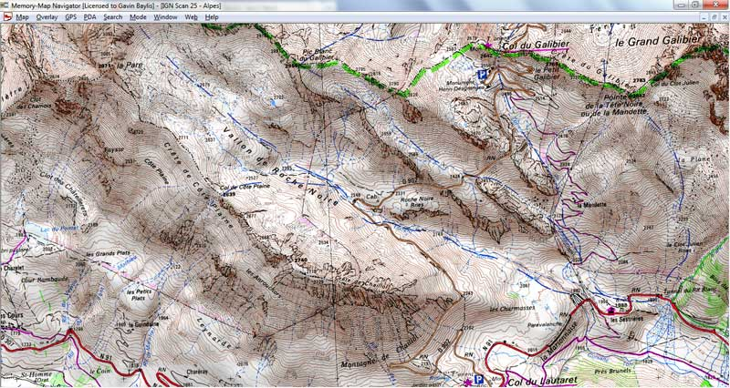 Off Piste Maps snowHeads ski forum