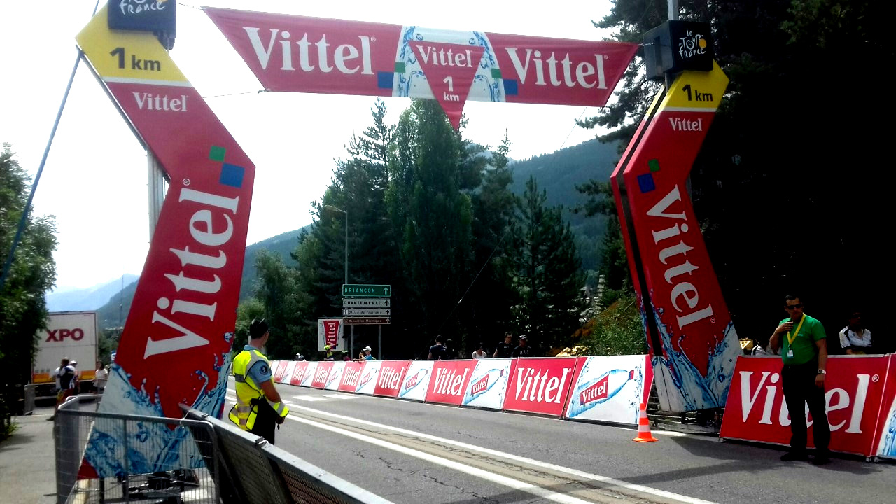 tour de france Serre Chevalier