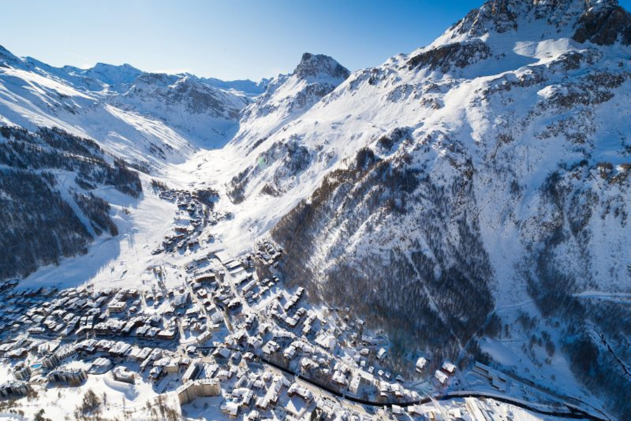 Massive £170m Development Commencing In Val  d'Isère