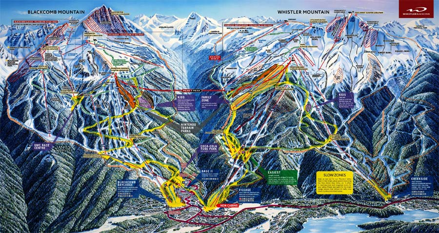 Snow Business: Vail Buys Whistler Blackcomb.